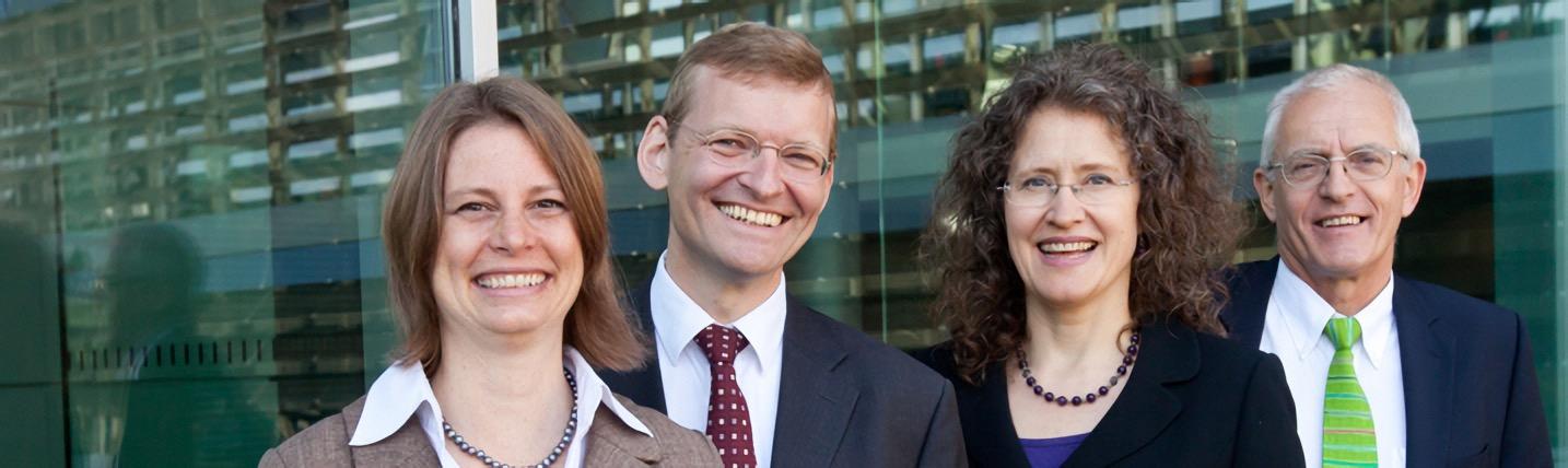 Team der Quintessenz Konferenzdolmetscher Berlin