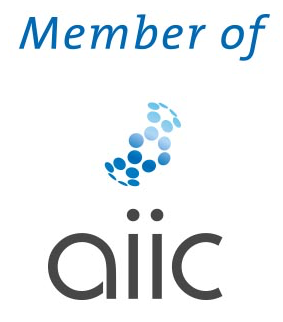 Catherine Johnson is member of aiic